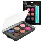 Wet n Wild Color Icon Baked Eyeshadow Palette & MegaWear Mascara