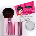 Ms. Makeup Get Your Glow On Retractable Kabuki Brush
