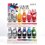OPI Color Paints Blendable Nail Lacquer 36Pcs Display Set
