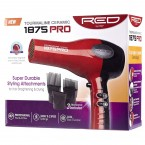 Red Kiss 1875 Pro Tourmaline Ceramic Dryer