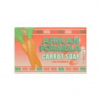 African Formula Carrot Soap with Vitamin A