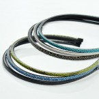 SCUNCI Snake Type Headbands 3Pcs