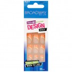 Broadway Fashion Design 24 Nails