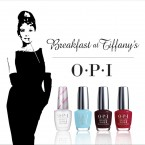 OPI Breakfast at Tiffany's Collection Nail Lacquer 0.5oz