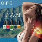 OPI Hawaii Nail Lacquer Collection