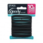 Goody Ouchless No Metal Elastics 17Pcs