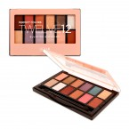 NICKA K New York Perfect Colors Twelve 12 Eyeshadow Palette