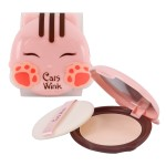TONYMOLY Cats Wink Clear Pact #1 Clear Skin