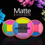 SANTEE Matte Bomb Eyeshadow