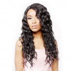 R&B Collection 21Tress Human Hair Blend Lace Front Wig HL-Vip