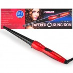 J2 Hair Tool Professional Ceramic Tapering Curling Iron Medium 1/2