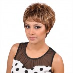 Fashion Source Synthetic Hair Wig Lucy