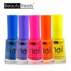Beauty Treats Neon Nail Paints Nail Polish