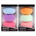 Profusion Macaroon Makeup Puff 3pc