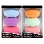 Profusion Macaroon Makeup Puff 3pc