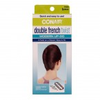 Conair Double French Twist Modern Up-Do 5ct