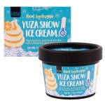 LISSE Real Hydrogen Yuza Snow Ice Cream Facial Cream 3.5oz