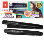 NICKA K New York Tyche Ceramic Combo Flat Iron 1