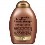 Organix Ever Straightening+Brazilian Keratin Therapy Conditioner 13oz