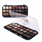 Beauty Treats All About Eyes Palette Eyeshadows, Eyebrow Powders & Creams