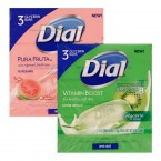 DIAL Glycerin Soap Bar