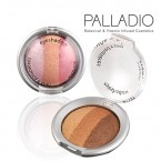 PALLADIO Baked Trio Eyeshadow