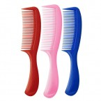 Assorted Color Handle Comb