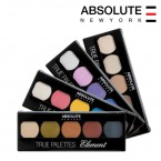 ABSOLUTE New York True Eye Shadow Palettes