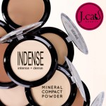 J.CAT BEAUTY Indense Mineral Compact Powder 0.35oz