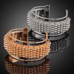 Link Chain Cuff Bracelet