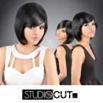 Studio Cut by Pros Synthetic Hair Wig Classic Sleek Cut
