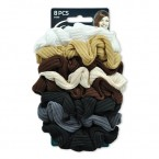 Goody Ouchless Gentle Scrunchies 8Pcs