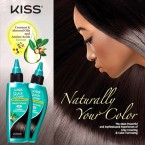 Kiss Quick Cover Semi-Permanent Hair Color