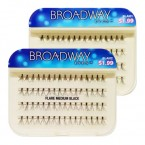 Kiss Broadway Eyes Individual Eyelashes