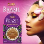 Zuri The Brazil Collection Pressed Powder