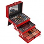 CAMEO COSMETICS Makeup Red Beauty Case