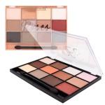 Beauty Treats Eyeshadow Palette 12 Colors