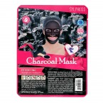 SYLPHKISS Charcoal Facial sheet Mask Detoxifying
