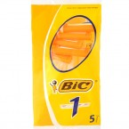 BIC Classic Normal Disposable Shaver 5 Pack