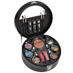 CAMEO COSMETICS Makeup Round Beauty Case