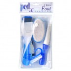 Ped Foot Solutions 5Pcs Foot Essential Set