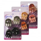 Goody Noelle Claw Clips 4Pcs