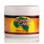Wonder Care 100% All Natural Shea Butter 4oz