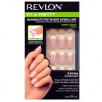 Revlon Fit & Pretty Snugwear Fit Glue On Nails