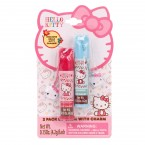 Hello Kitty 2 Pack Lip Balm with Charm