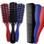 Conair Compact Brush & Comb Set