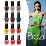 OPI Brazil Nail Lacquer Collection 0.5oz