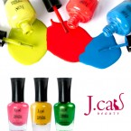 J.CAT BEAUTY Perfect Coat Nail Polish