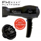 FHI HEAT Technique Nano Weight Pro 1850 Tech Tourmaline Ceramic Hair Dryer