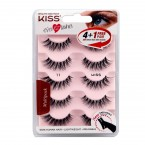 Kiss Ever Ez Lashes Multi Pack